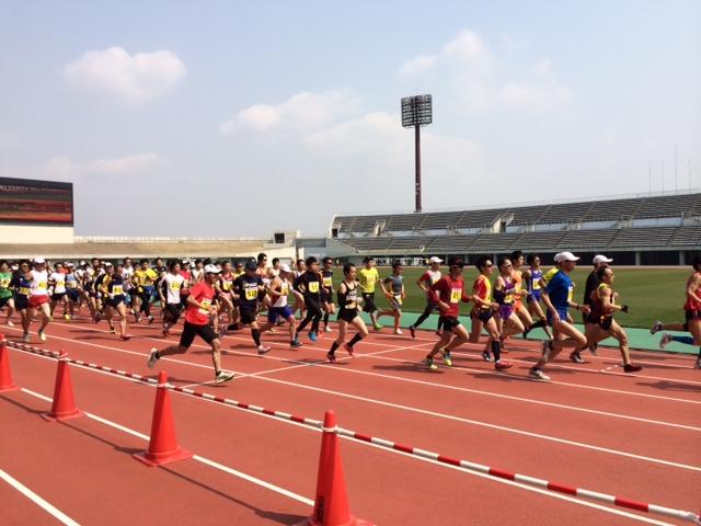 2014みっきぃふれあいマラソン2